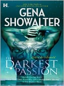 The Darkest Passion (Lords of the Underworld Series #5) by Gena Showalter: NOOK Book Cover