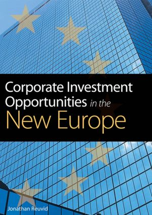 Corporate Investment Opportunities in the New Europe cover