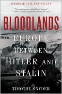 Bloodlands by Timothy Snyder: Book Cover