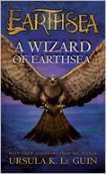 A Wizard of Earthsea by Ursula K. Le Guin: Book Cover
