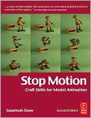 Stop Motion by Susannah Shaw: Book Cover