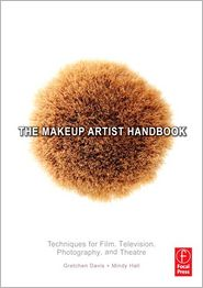 The Makeup Artist Handbook by Gretchen Davis: Book Cover