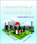 Essentials of Sociology by James M. Henslin: Book Cover