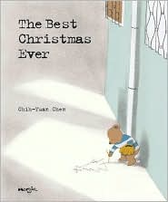 Best Christmas Ever by Chih-Yuan Chen: Book Cover