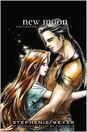 New Moon by Stephenie Meyer: Book Cover