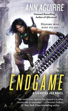Endgame: A Sirantha Jax Novel