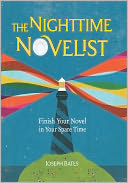 The Nighttime Novelist by Joseph Bates: NOOK Book Cover