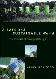 A Safe and Sustainable World by Nancy Jack Todd: Book Cover