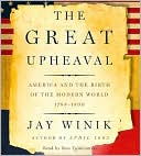 Great Upheaval by Jay Winik: CD Audiobook Cover