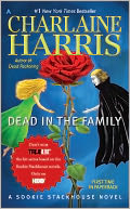 Dead in the Family (Sookie Stackhouse / Southern Vampire Series #10) by Charlaine Harris: NOOK Book Cover