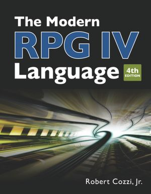 Free audio book downloads for mp3 players The Modern RPG IV Language 9781583476819