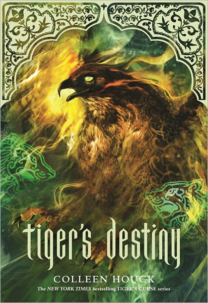 Tiger's Destiny (Book 4 in the Tiger's Curse Series)