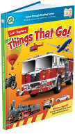 LeapFrog Tag Book: Let's ExploreThings That Go! by LeapFrog: Product Image