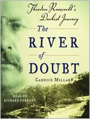 The River of Doubt by Candice Millard: Audio Book Cover