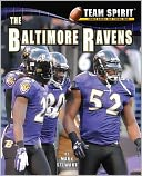 The Baltimore Ravens by Mark Stewart: Book Cover
