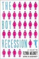 The Boy Recession by Flynn Meaney: Book Cover