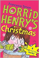 Horrid Henry's Christmas by Francesca Simon: NOOK Book Cover