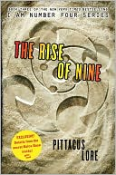 The Rise of Nine (Lorien Legacies Series #3) (B&N Exclusive Edition) by Pittacus Lore: Book Cover