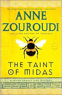 The Taint of Midas (Seven Deadly Sins Mystery Series #2) by Anne Zouroudi: NOOK Book Cover