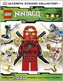 Ultimate Sticker Collection LEGO Ninjago by Dorling Kindersley Publishing Staff: Item Cover