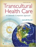 Transcultural Health Care by Larry Purnell: Book Cover
