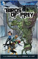 Birds of Prey Vol. 2 by Duane Swierczynski: Book Cover
