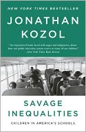 Savage Inequalities by Jonathan Kozol: Book Cover