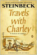 Travels with Charley in Search of America by John Steinbeck: Book Cover
