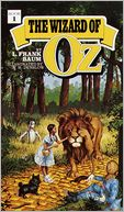 The Wizard of Oz by L. Frank Baum: NOOK Book Cover