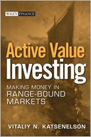 Active Value Investing by Vitaliy N. Katsenelson: NOOK Book Cover