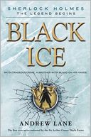 Black Ice by Andrew Lane: Book Cover