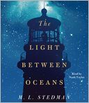 The Light Between Oceans by M. L. Stedman: CD Audiobook Cover