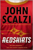 Redshirts by John Scalzi: Book Cover