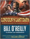 Lincoln's Last Days by Bill O'Reilly: Book Cover