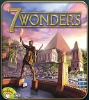 7 Wonders by Asmodee: Product Image