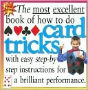 download The Most Excellent Book of How to Do Card Tricks book