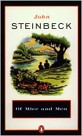 Of Mice and Men by John Steinbeck: NOOK Book Cover