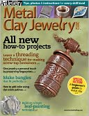 Art Jewelry's Metal Clay Jewelry 2012 by Kalmbach Publishing Co.: NOOK Book Cover