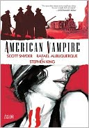 American Vampire Volume 1 (NOOK Comics with Zoom View) by Scott Snyder: NOOK Book Cover