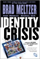 Identity Crisis (NOOK Comics with Zoom View) by Brad Meltzer: NOOK Book Cover