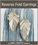 Reverse Fold Earrings eProject from Metal Clay Origami Jewelry (PagePerfect NOOK Book) by Sara Jayne Cole: NOOK Book Cover