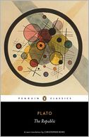 The Republic by Plato: Book Cover