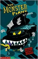 The Monster Piano by Caroline Pitcher: Book Cover