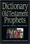 Dictionary of the Old Testament by J. Gordon McConville: Book Cover