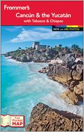Frommer's Cancun and the Yucatan by Christine Delsol: Book Cover