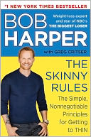 The Skinny Rules by Bob Harper: Book Cover