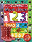 download Trace, Stick and Learn - Wipe Clean : 123 book