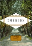 Emerson by Ralph Waldo Emerson: NOOK Book Cover