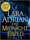 The Midnight Breed Series 9-Book Bundle by Lara Adrian: NOOK Book Cover