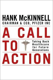 A Call to Action by Hank A. McKinnell: Book Cover